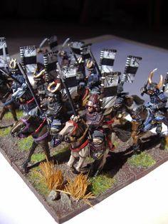 Samurai Cavalleria