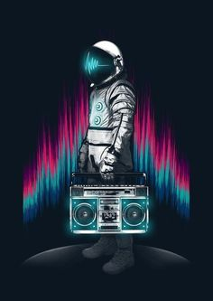 Listen to the music...