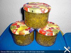 Apfel - Kiwi - Marmelade
