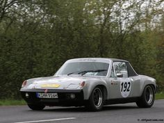 Porsche 914. (Click on photo for high-res. image.) Photo found here: http://www.allsportauto.com/english/porsche_914_6.php