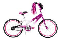 """Huffy Bicycle Company 23036 Girls Jazzmin Bike, 20\"""", Chrome Pink/White *** Check this awesome product by going to the link at the image."""