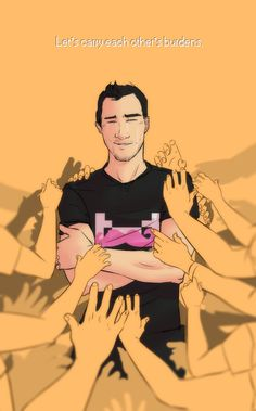 redelice: Just thank you markiplier. You helped us carry our burdens when we thought ourselves not strong enough to do so. Thank you. Markiplier reacts to 8 Million