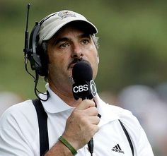 Absolutely love David Feherty & his show on Golf Channel - he is sarcastic & hilarious!