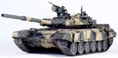 Т-90А — Каропка.ру — стендовые модели, военная миниатюра
