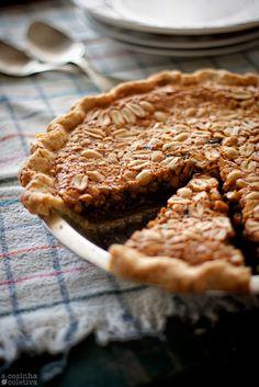 A Cozinha Coletiva: Torta {Amendoim + Chocolate}