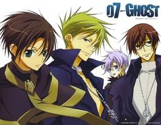 07-Ghost- Amazing Anime!