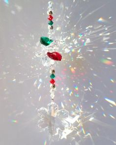 "Sun Catcher ""Sleigh Bells Ring"" by DancingRainbows for $27.00"