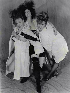 Gals Promo Photo 1989.