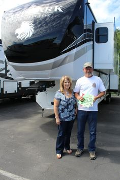 We love to see smiles on our customer faces!! Congratulations on your brand new 2016 Heartland RVs #Landmark #Madison #FifithWheel!! Sold by Tj Mahoney!! Happy trails & adventures, Thank you from Happy Daze RV's!! Happy Daze RVs: http://www.happydazerv.com/