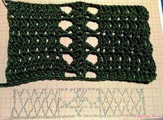 . Женственное платье. (Схема) - Все в ажуре... (вязание крючком) - Страна Мам Crochet Woman, Love Crochet, Irish Crochet, Crochet For Kids, Crochet Stitches Patterns, Stitch Patterns, Knitting Patterns, Crochet Tote, Knit Crochet