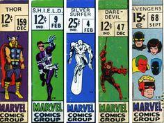 marvel stamps