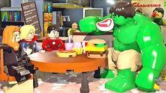 Lego Marvel Vingadores #08: Festa dos Super Heróis - Xbox One Gameplay - YouTube