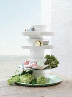 Vipp: un tocco di natura per una tavola piena di brio - Design news - GraziaCasa.it #macarons