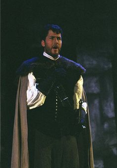 Banquo- The noble general who was next in line to become king but was killed by Macbeth. He later haunts Macbeth