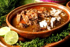 """Birria"", the traditional lamb soup Jalisco-style from Guadalajara Jalisco.. yummy #Mexicanfood #IwannagotoGuadalajara http://gotomexico.co.uk/cook-mexican/"