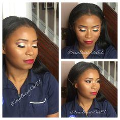 #weddingguestmakeup #makeupfordarkskin #naturalglam #naturalmakeup #makeupforwoc #woc #weddingmakeup #womenofcolor #makeupfordeepskin #blackwomen #innerbeautyoutel #louigeneartistry