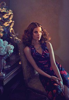 Meghan Collison by Sofia Sanchez & Mauro Mongiello for Harper's Bazaar Germany April 2015
