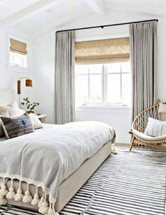 Rustic Home Interiors, Amber Interiors, House Interiors, Design Room, Modern Bedroom Design, Bedroom Designs, Contemporary Bedroom, Contemporary Houses, Contemporary Architecture