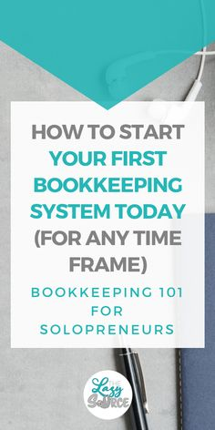 Buchhaltung So starten Sie HEUTE - Accounting & Bookkeeping Tips - Finance Learn Accounting, Accounting Basics, Business Accounting, Online Bookkeeping, Small Business Bookkeeping, Bookkeeping Training, Bookkeeping Course, Business Planning, Business Tips