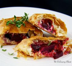Beetroot and Goats' Cheese Wellington | The Culinary ChaseThe Culinary Chase