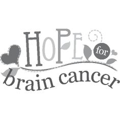 brain cancer ribbon - Google Search