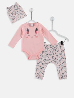 Manteau-combinaison /à capuche Sweet As Honey B/éb/é Nursery Time Rose 0-3 mois