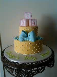 Vintage Baby Shower Cakes - Bing images