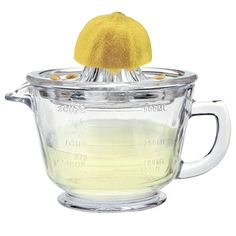 Artland Durable Glass Measuring Cup With Juicer Top -- Want additional info? Click on the image.