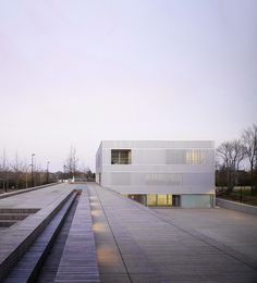 St Jacques de la Lande Town Hall / LAN Architecture , © Julien Lanoo