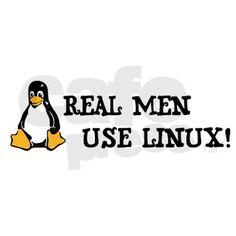 I am a real man !!! :o)
