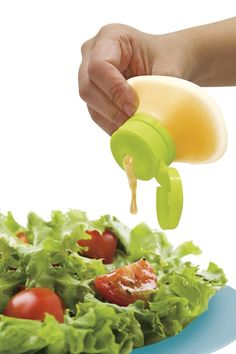 2 oz. Travel Squeeze Bottle: Take Dressing To Go, Pack Condiments For Lunch, Or Travel With Any Other Liquid.