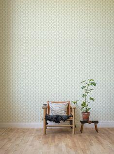 Block Print 3668 - Eco Simplicity - Eco Wallpaper