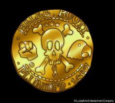 Curse of Monkey Island verb coin