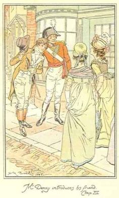 Jane Austen - Orgoglio e pregiudizio, Vol. I - cap. 15 (15)