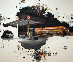 Hyper-realism as an anti-realism art by Colin Chillag