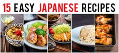 15 Easy Japanese Recipes | JustOneCookbook.com