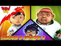 BoBoiBoy TERBARU Season 3 Episode 4: Kerjasama BuBaDiBaKo FULL