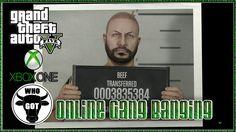"GTA 5 Online Xbox One ""GTA V Online Gang Banging"" GTAV Online Next Gen Gameplay"