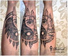 Peter Žuffa 2016 #art #tat #tattoo #tattoos #tetovanie #original #tattooart #slovakia #zilina #bodliak #bodliaktattoo #bodliak_tattoo #jing_jang_tattoo