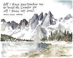 This reproduction of an original hand painted, hand lettered watercolor  painting by Ruth Chou Simons is professionally printed on heavy textured  card stock and comes backed with chipboard in a sealed protective sleeve.  For canvases: High resolution images are printed on professional quality  gallery-wrapped canvases with solid backing. They come ready to hang and do  not require framing.Ships two weeks from order date.Canvases available to  ship to U.S. only.