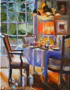 Atelier Cecilia Rosslee: BREAKFAST TABLE
