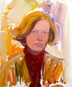 View Portrait of a Woman by Elaine de Kooning on artnet. Browse upcoming and past auction lots by Elaine de Kooning. American Figurative Expressionism, Expressionist Artists, De Kooning Paintings, Tamara Lempicka, Elaine De Kooning, Francoise Gilot, Fairfield Porter, Classic Artwork, Willem De Kooning