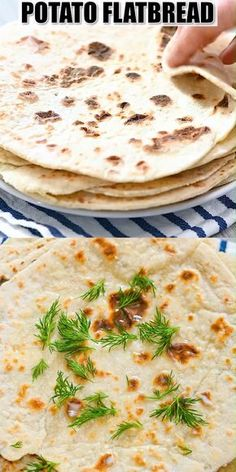 bread recipes This Potato Flatbread is so versatile and tasty. You wont believe these delicious, nutritious flatbreads were actually made from potatoes! Cooktoria for more deliciousness! Indian Food Recipes, Vegetarian Recipes, Cooking Recipes, Healthy Recipes, Vegan Vegetarian, Bread Recipes, Vegetarian Appetizers, Cooking Ideas, Ethnic Recipes