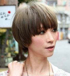 trendy short bob haircuts, trendy short cuts for 2016, trendy short haircuts, trendy short hairstyles