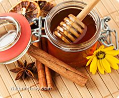 Cinnamon and honey's healing properties