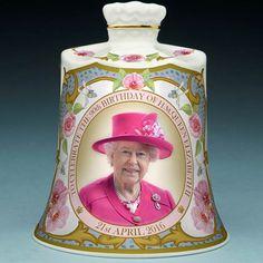 Queen Elizabeth''s 90th Birthday Bell