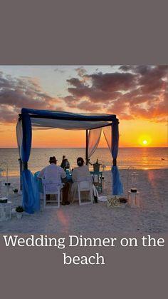 Romantic Wedding Decor, Wedding Venues Beach, Beach Ceremony, Beach Weddings, Simple Weddings, Wedding Photos, Wedding Ideas, Romantic Honeymoon Destinations, Romantic Getaways