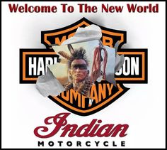 """H-D being the """"Official"""" motorcycle of Sturgis isn't stopping Indian. 