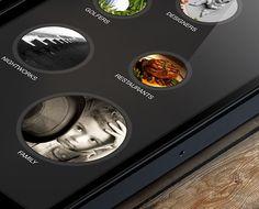Circle App, Ios Apple, Great Shots, Flat Design, Priorities, Circles, Facebook, Iphone, Create