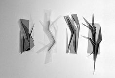 Conceptual Models by Laura Robin, via Behance